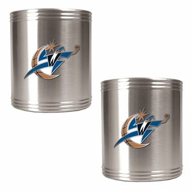 Washington Wizards 2 Can Holder Set