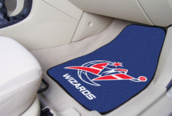 Washington Wizards 2 Piece Car Mats