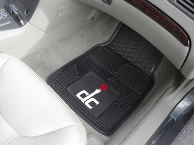 Washington Wizards 2 Piece Heavy Duty Vinyl Car Mats
