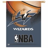 Washington Wizards Flags & Outdoors