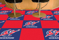 Washington Wizards Carpet Tiles