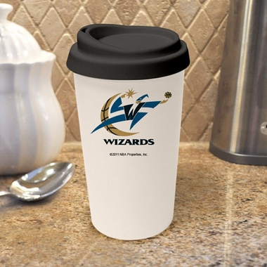 Washington Wizards Ceramic Travel Cup