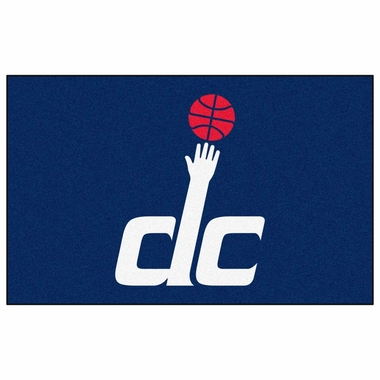 Washington Wizards Economy 5 Foot x 8 Foot Mat