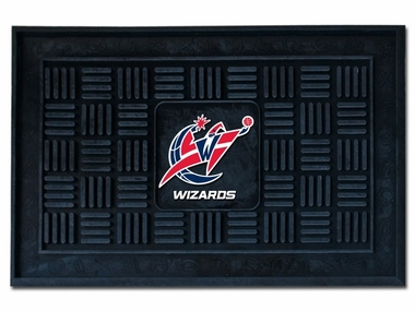 Washington Wizards Heavy Duty Vinyl Doormat