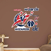 Washington Wizards Wall Decorations