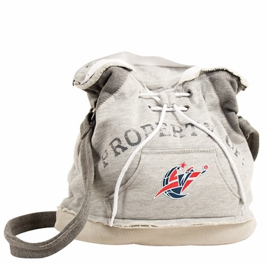 Washington Wizards Property of Hoody Duffle