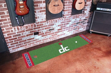 Washington Wizards Putting Green Mat