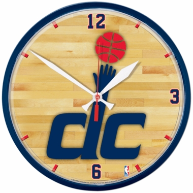 Washington Wizards Wall Clock