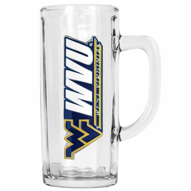West Virginia 22 oz Optic Tankard