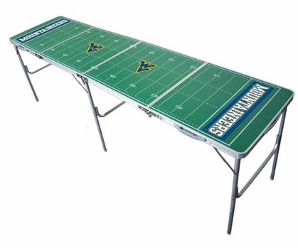 West Virginia 2x8 Tailgate Table