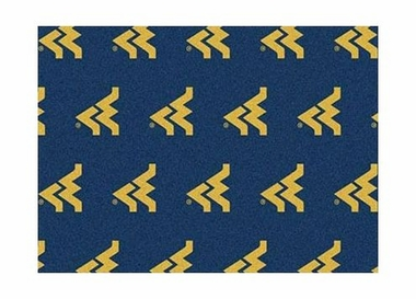 "West Virginia 3'10"" x 5'4"" Premium Pattern Rug"
