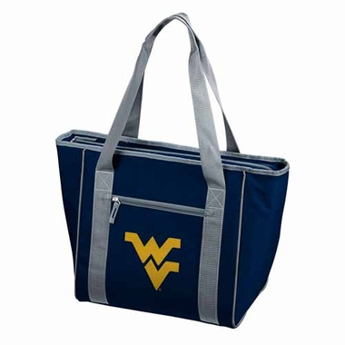 West Virginia 30 Can Tote Cooler