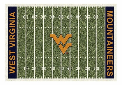 "West Virginia 5'4"" x 7'8"" Premium Field Rug"
