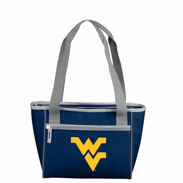 West Virginia 8 Can Tote Cooler