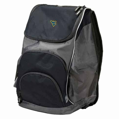 West Virginia Action Backpack (Color: Black)
