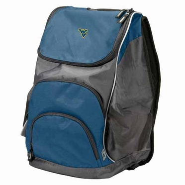 West Virginia Action Backpack (Color: Navy)
