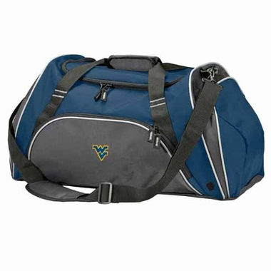 West Virginia Action Duffle (Color: Navy)
