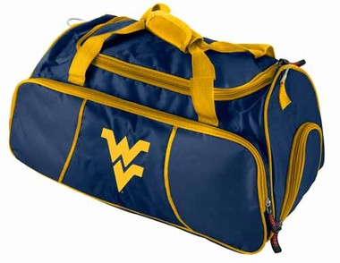 West Virginia Athletic Duffel