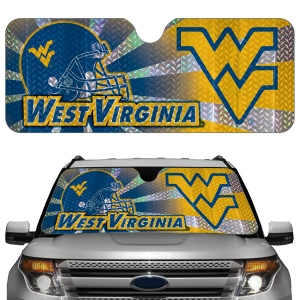 West Virginia Auto Sun Shade