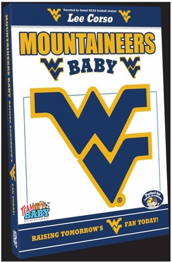 West Virginia Baby Mountaineer DVD