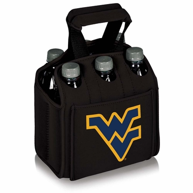 West Virginia Beverage Buddy (6pk) (Black)