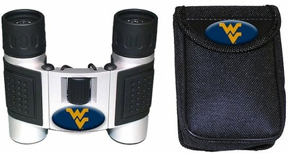 West Virginia Binoculars and Case