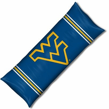 West Virginia Body Pillow