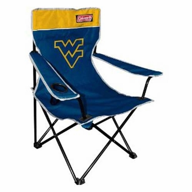 West Virginia Broadband Quad Tailgate Chair