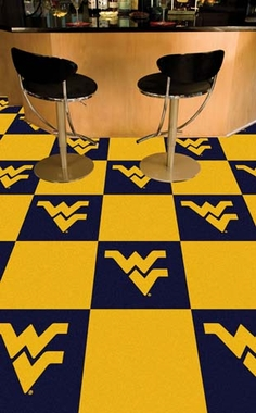West Virginia Carpet Tiles