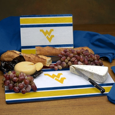 West Virginia Cutting Board Set