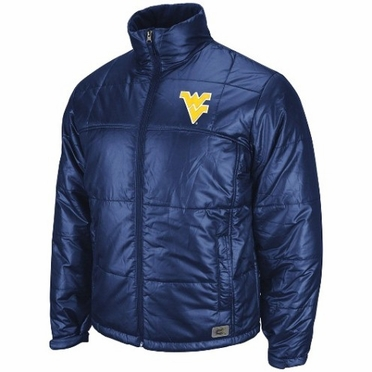 West Virginia Denali Heavy Bubble Jacket