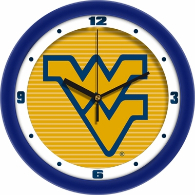 West Virginia Dimension Wall Clock