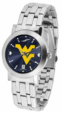 West Virginia Dynasty Men's Anonized Watch