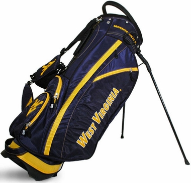 West Virginia Fairway Stand Bag