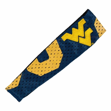 West Virginia FanBand Hair Band