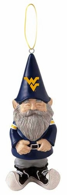 West Virginia Gnome Ornament