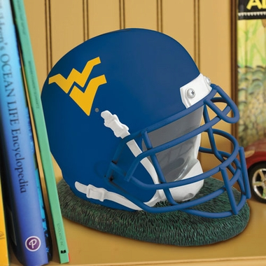 West Virginia Helmet Shaped Bank