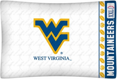 West Virginia Individual Pillowcase