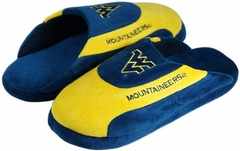 West Virginia Low Pro Scuff Slippers