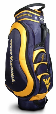 West Virginia Medalist Cart Bag