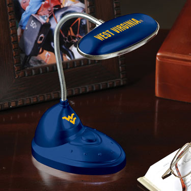 West Virginia Mini LED Desk Lamp