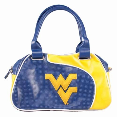West Virginia Perf-ect Bowler Purse