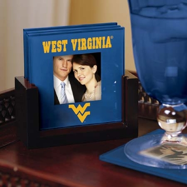 West Virginia Photo Coaster Set