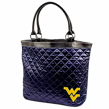 West Virginia Quilted Tote