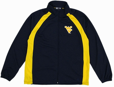 West Virginia Rival Full Zip Lightweight Jacket