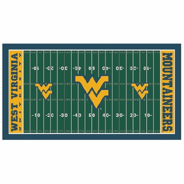 West Virginia Runner Mat