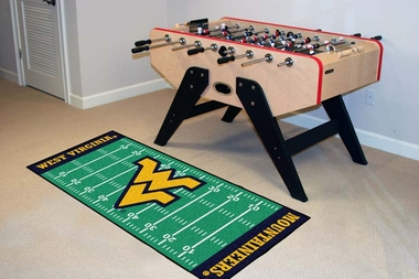 West Virginia Runner Rug