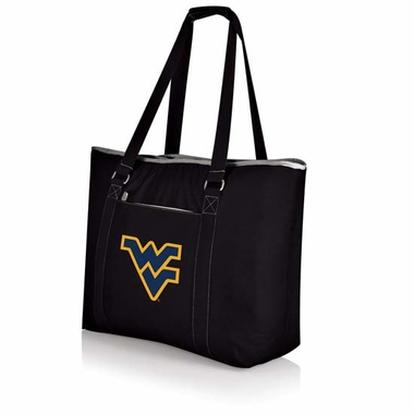 West Virginia Tahoe Beach Bag (Black)