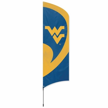 West Virginia Tall Team Flag