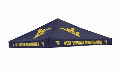 West Virginia Team Color Canopy